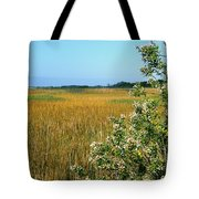 Spring Marsh Tote Bag