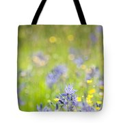 Spring Meadow 3 Tote Bag