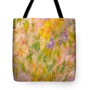 Spring Meadow Tote Bag