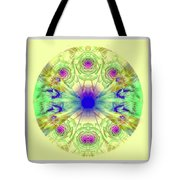 Spring Meditation Tote Bag