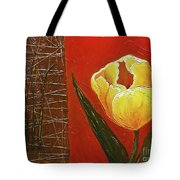 Spring Messenger Tote Bag by Phyllis Howard