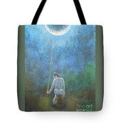 Spring Moonbeam Tote Bag