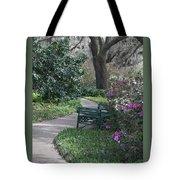 Spring Newness Tote Bag