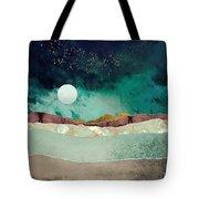 Spring Night Tote Bag