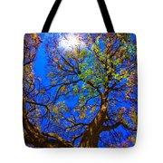 Spring Oak Tote Bag