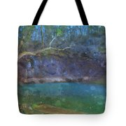 Spring Of The Summer Sky Tote Bag