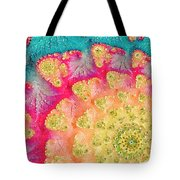Spring On Parade Tote Bag