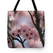 Spring On The Air Tote Bag