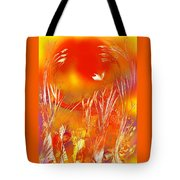 Spring On The Red Planet Tote Bag