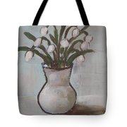 Spring On The Table Tote Bag