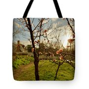 Spring Orchard In Williamsburg Tote Bag