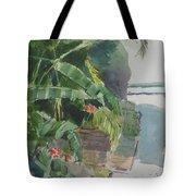 Spring Palms Tote Bag