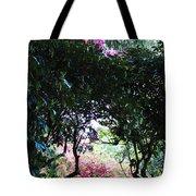 Spring Park Tote Bag