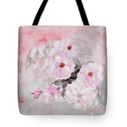 spring party Healing roses -22 Tote Bag