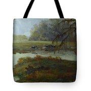 Spring Pasture Tote Bag