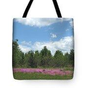 Spring Phlox Tote Bag