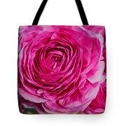 Spring Pink Roses Tote Bag