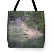 Spring Pond Tote Bag