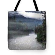 Spring Rain Tote Bag