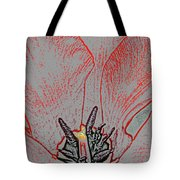 Spring Red Tote Bag