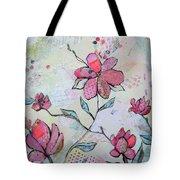 Spring Reverie II Tote Bag