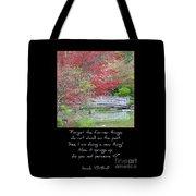 Spring Revival Tote Bag