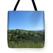 Spring Ridge Tote Bag