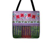 Spring Rising Tote Bag