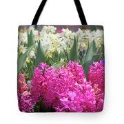 Spring Round Up Tote Bag