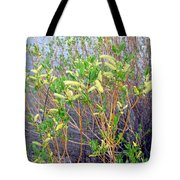 Spring Shoreline Tote Bag