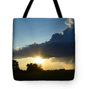 The Sun Always Comes After The Storm Tote Bag