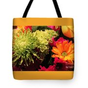 Spring/summer Bouquet - Flowers Tote Bag