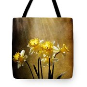 Spring Sun Tote Bag by Lois Bryan