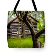 Spring Swing Tote Bag