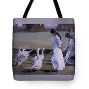Spring Temptress Tote Bag