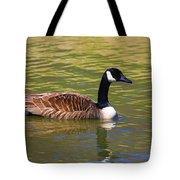 Spring Time Goose Tote Bag