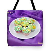 Spring Time Is Cupcake Time Tote Bag