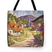 Spring Time Sun Tote Bag