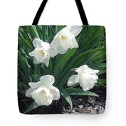 Spring Time Trumpets  Tote Bag