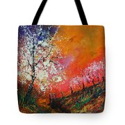 Spring Today Tote Bag