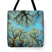 Spring Trees Tote Bag