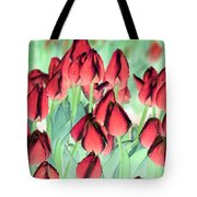 Spring Tulips - Photopower 3012 Tote Bag