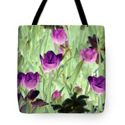 Spring Tulips - Photopower 3051 Tote Bag