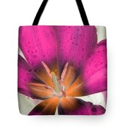 Spring Tulips - Photopower 3110 Tote Bag
