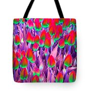 Spring Tulips - Photopower 3112 Tote Bag