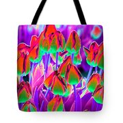 Spring Tulips - Photopower 3116 Tote Bag