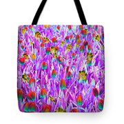 Spring Tulips - Photopower 3121 Tote Bag
