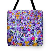 Spring Tulips - Photopower 3124 Tote Bag