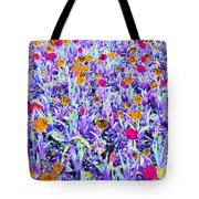Spring Tulips - Photopower 3125 Tote Bag