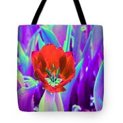 Spring Tulips - Photopower 3146 Tote Bag